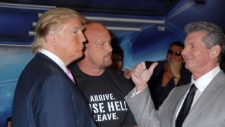 Former WWE Writer Recalls The Night Vince McMahon Was Livid Over Donald Trump Showing Him Up On TV