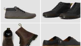 Looking For Some New Boots? Dr. Martens Has Tons Of Casual Styles At An Incredibly Great Value