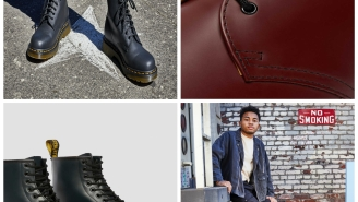 No Matter The Occasion Or Time Of Year, Dr. MartensHas The Styles For You