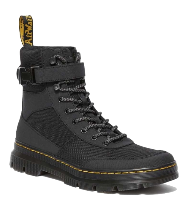 Dr. Martens Combs Tech Extra Tough Poly Casual Boots