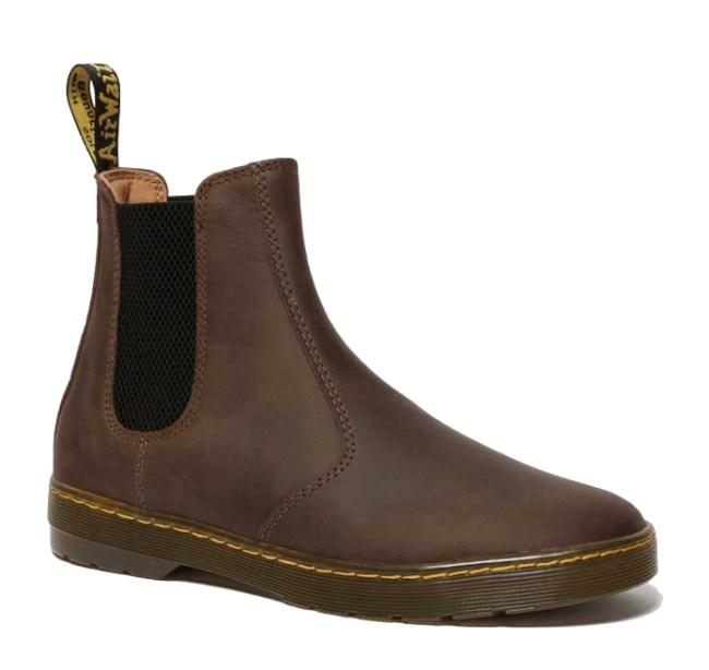 Dr. Martens Harrema Leather Chelsea Boots