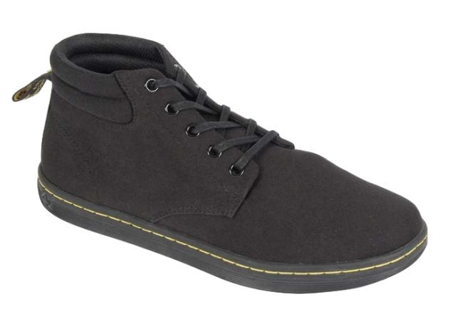 Dr Martens Maleke Canvas Casual Boots