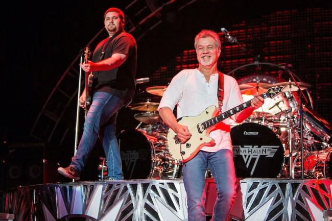 Eddie Van Halen CBD Scam