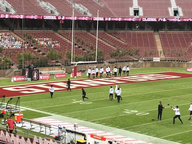 Stanford Football Trees