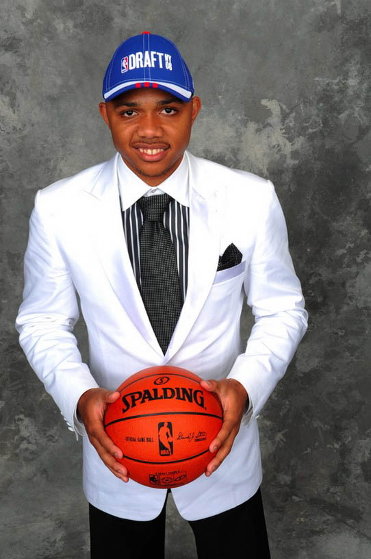 Eric Gordon NBA Draft