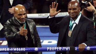 Evander Holyfield, 58, Says He Wants Next, Claims Mike Tyson Is Ducking Him