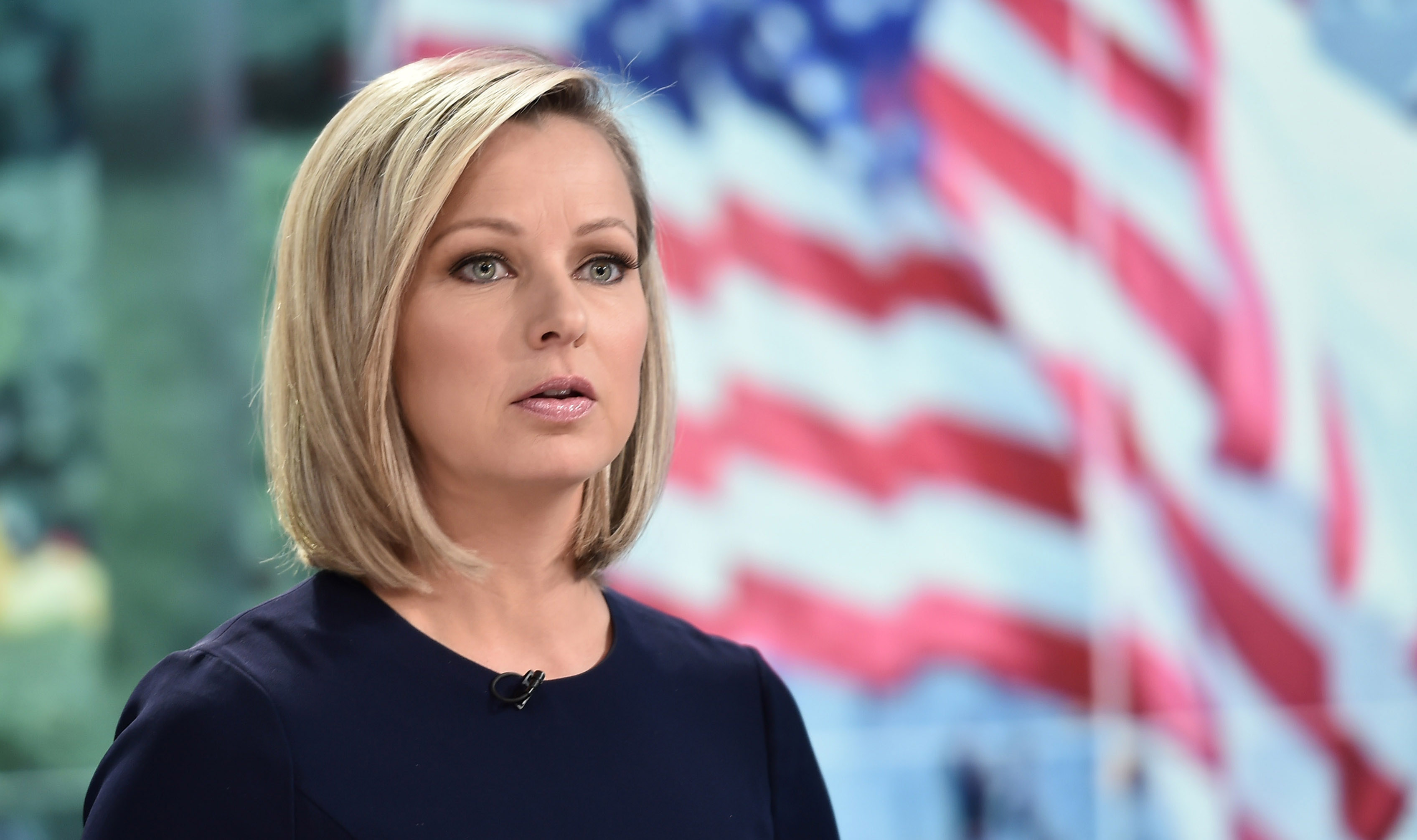 Fox News Anchor Sandra Smith Busted On Hot Mic Being ...