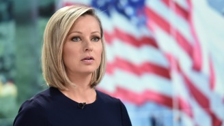 Fox News Anchor Sandra Smith Busted On Hot Mic Being Hilariously Frustrated With Guest