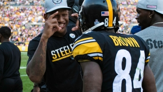 Antonio Brown's Former Teammate Ryan Shazier Says The Bucs Won't Win The Super Bowl Because Of Brown's Attention-Seeking Personality
