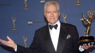 This Montage Of Alex Trebek Cursing Like A Sailor In 'Jeopardy' Outtakes Is Food For The Soul
