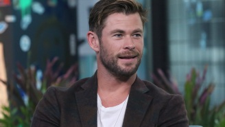 Thor's Chris Hemsworth Looks Ultra Jacked In New Instagram Pic And Is Definitely Ready To Play Hulk Hogan In Upcoming Movie