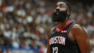 James Harden Reportedly Wants Out Of Houston Because Rockets Owner Tilman Fertitta Is A Trump Supporter