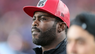 Michael Vick Made An Appearance On The Fox Pregame Show And People Lost Their Minds On Social Media
