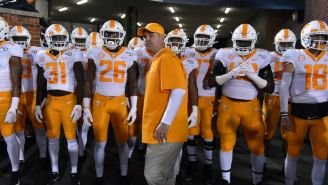 Tennessee Football Reportedly Firing Jeremy Pruitt, Philip Fulmer's Future To Be 'Addressed'