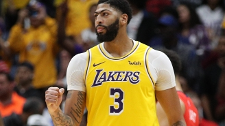 Danny Green May Have Leaked Anthony Davis Is Signing Massive Contract With The Lakers In Deleted Instagram Post