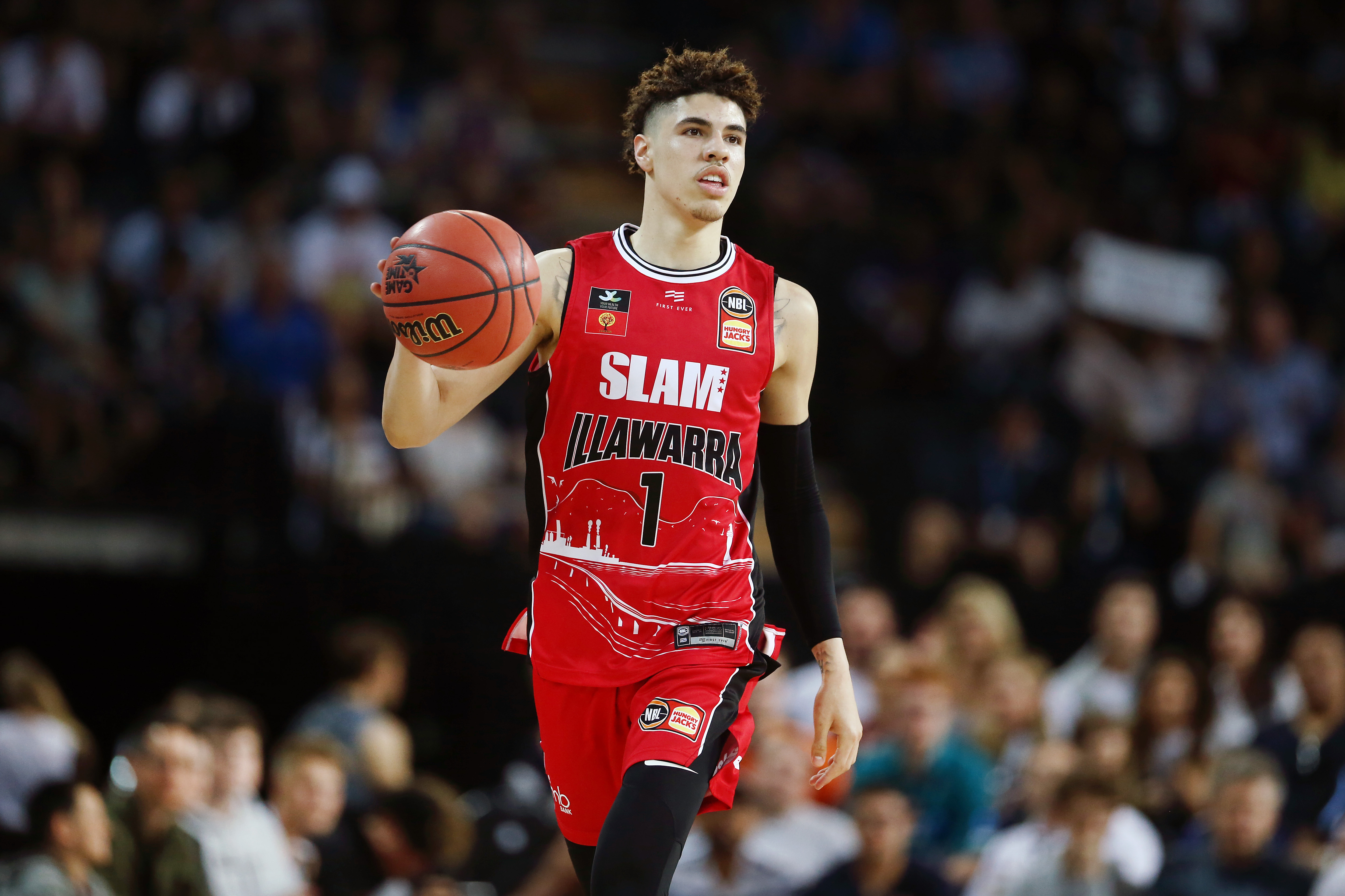LaMelo Ball Launches Clothing Brand Instead Of Promoting Big Baller Brand, Gets Crushed By Fans Over Insane Prices