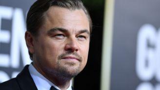 Leonardo DiCaprio Rocks His Dad Bod At The Beach