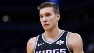 A Rival NBA Team Reportedly Snitched On The Bucks For Allegedly Tampering With Bogdan Bogdanović In Proposed Trade Deal