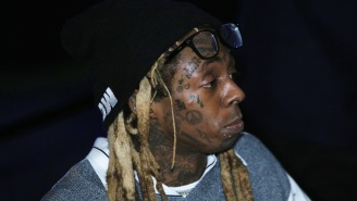 Lil Wayne Dumped By Model Girlfriend Over Support Of Donald Trump