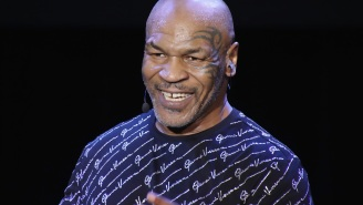 Mike Tyson Is Reportedly Getting Paid $10 Million For Fight Against Roy Jones Jr.