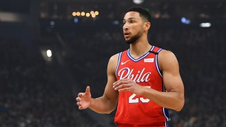 Sixers Fans Freak Out After Ben Simmons' Sister Posts Cryptic Tweet About 'Trade News On Tuesday'