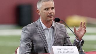 Mike Norvell Snaps Back At Dabo Swinney, Denies FSU Canceled Clemson Game Just To Avoid Tigers