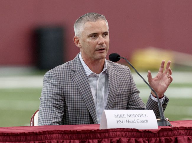 mike norvell florida state cancels clemson game dabo swinney
