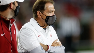 Alabama Head Coach Nick Saban Tests Positive For COVID-19, Is Not Second False Positive