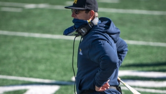 Michigan Fans Blast Jim Harbaugh For Appearing To Blame His Players For Blowout Loss To Indiana