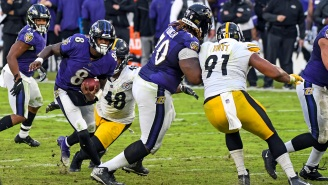 Steelers-Ravens Game Likely To Get Postponed Again After Lamar Jackson And Four More Ravens Test Positive For Covid-19