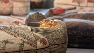 Archaeologists Discover Over 100 Sarcophagi, Test Fate By Opening Ancient Egyptian Coffins And Revealing Mummies