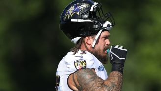 Baltimore Defensive End Derek Wolfe Expresses Disapproval With NFL's COVID-19 Protocol Ahead Of Ravens' Thanksgiving Day Game