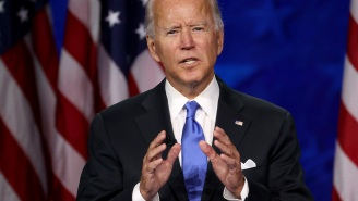 Oblivious College Football Fans Were Mad NBC Switched To Joe Biden's Victory Speech From Clemson/Notre Dame Game