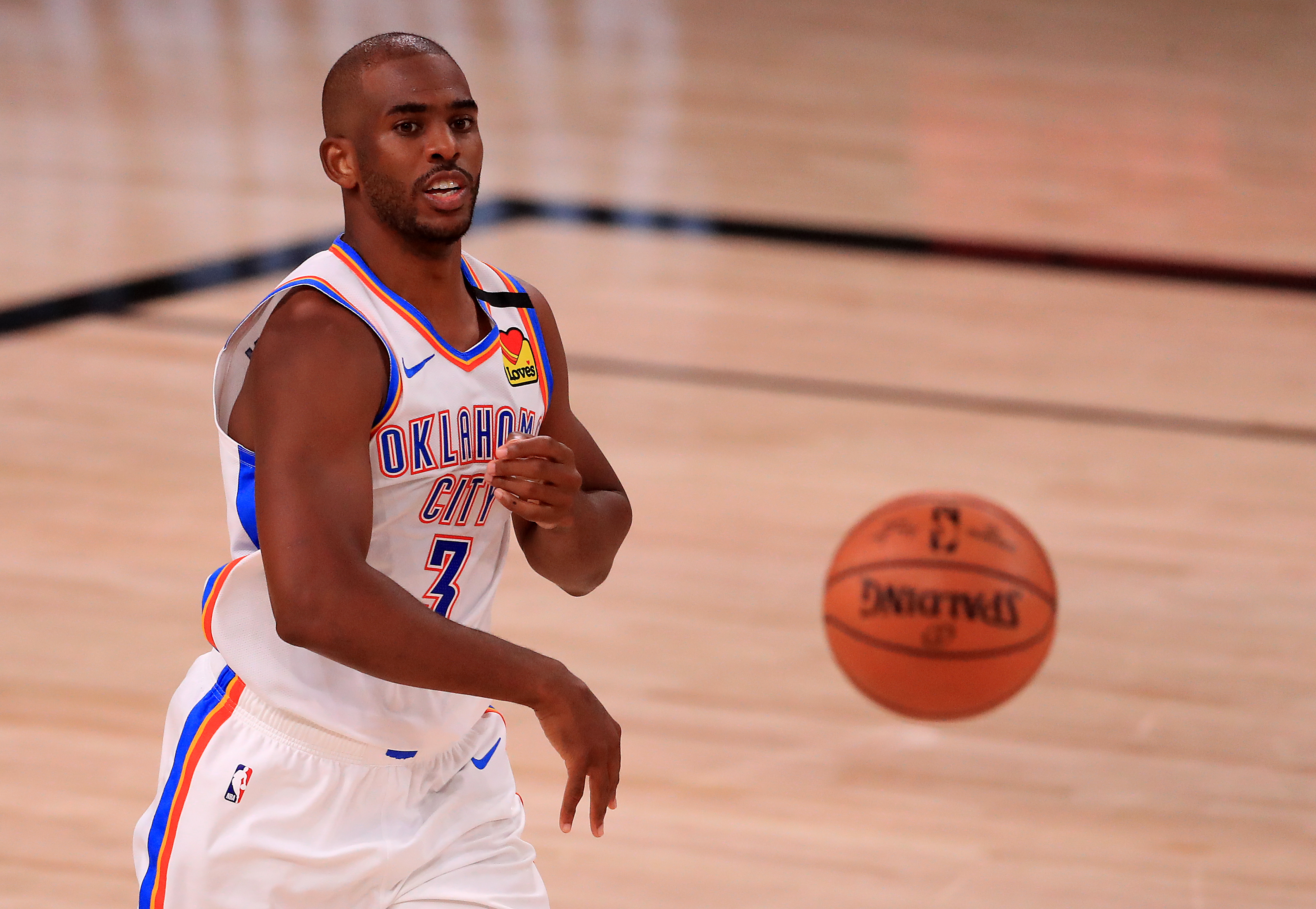 NBA Fans React To Blockbuster Trade Between Suns And Thunder For Chris Paul