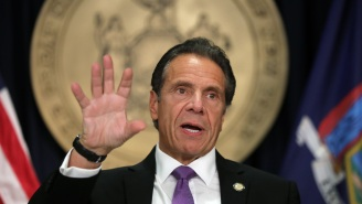 Andrew Cuomo Will Receive An Emmy For His TV Briefings