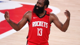 James Harden Is Reportedly Angry With The Houston Rockets And Isn't Picking Up Their Phone Calls