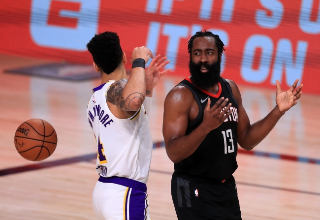James Harden Reportedly Turns Down $50 Million A Year Extension From Rockets And Tells Them To Trade Him To Brooklyn Nets Instead