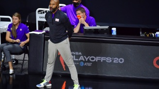 Derek Fisher On If LeBron James Is The GOAT 'You Can't Discount Kareem, Wilt Chamberlain And Bill Russell'