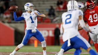 BYU Quarterback Zach Wilson Orchestrated A Melodic Drive In Win Over Boise State, Deserves Heisman Trophy Talk