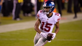 Giants' Golden Tate Benched And Told To Stay Home After He And His Wife Publicly Criticized Team