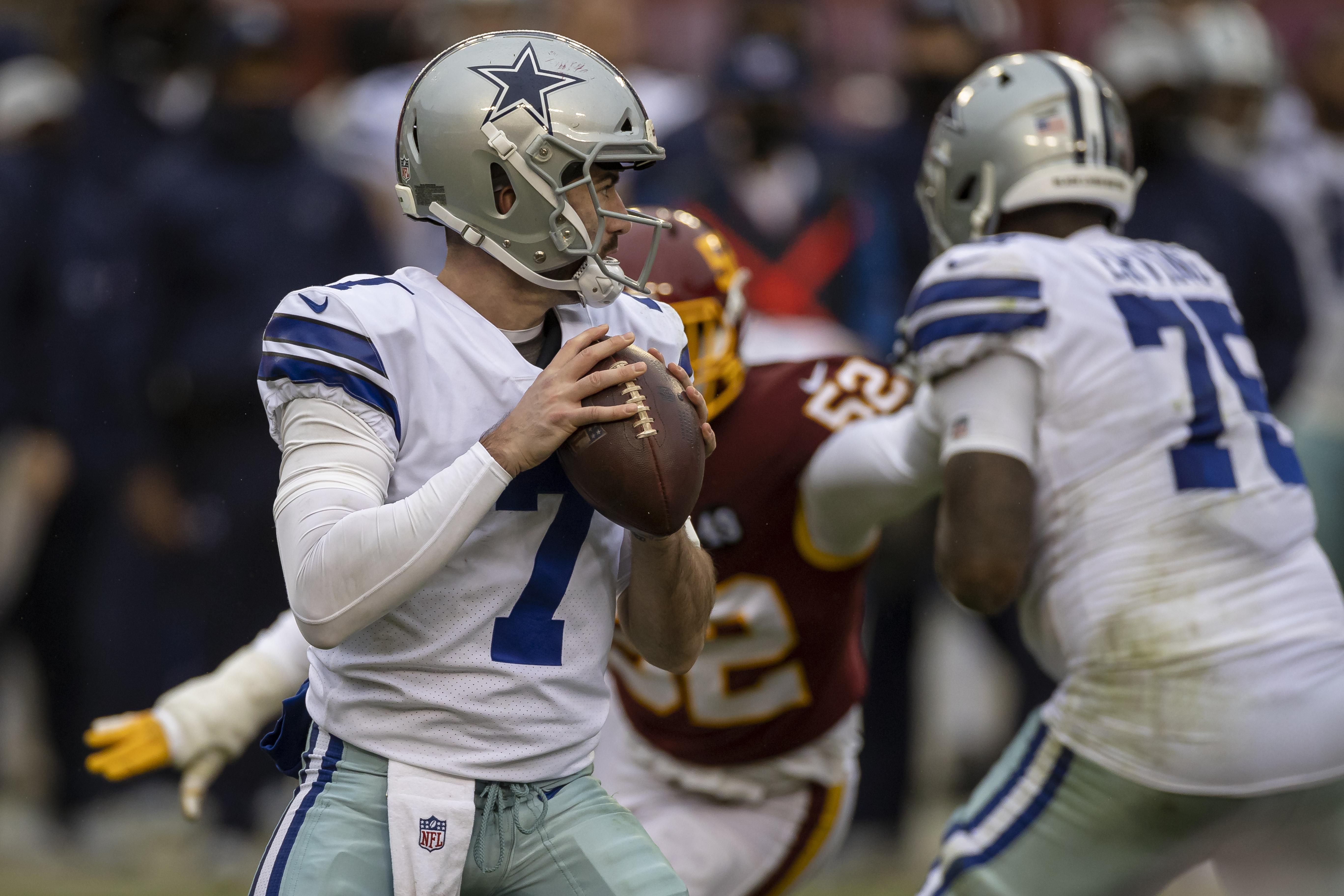 NFL Fans Dig Up Cowboys QB Ben DiNucci's Old Disturbing Tweets During His First NFL Start Vs Eagles