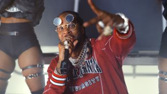 """2 Chainz's Transition Into """"I'm Different"""" At Political Rally Is Elite"""