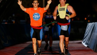 Chris Nikic Became The First Person With Down's Syndrome To Finish An Ironman Triathlon, Sets Eyes On Special Olympics