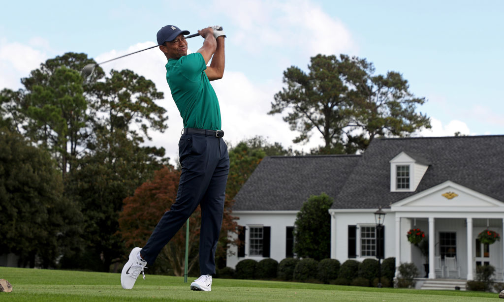 Tiger Woods Hopeful To Play In Masters, Says 'He Has To Get There First' In Latest Update