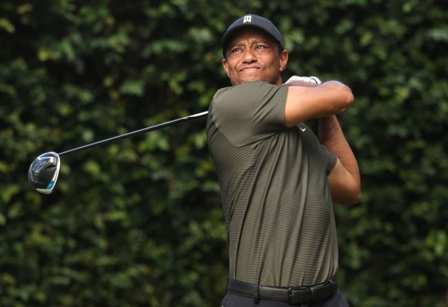 tiger woods first round highlights 2020 masters