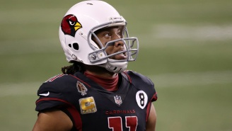 Larry Fitzgerald's Consecutive Game Streak Will Come To An End After Positive COVID-19 Test