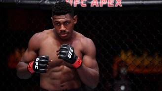 UFC's Joaquin Buckley Is Still Working At Walgreens Despite Viral KO And Big Fight Bonuses