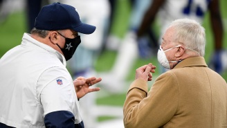 Cowboys' Mike McCarthy And Jerry Jones Defend Bizarre Fake Punt Play And Get Blasted By Fans Again