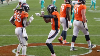 Vegas Crushes Gamblers As 90 Percent Of Bettors Who Bet On Dolphins-Broncos Game Put Their Money On Miami And Lost