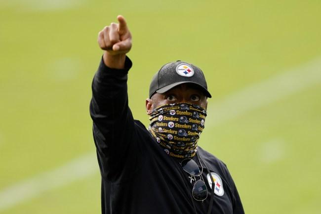 Mike Tomlin Steelers